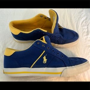 POLO RALPH LAUREN Vintage CANVAS Shoes Sneakers